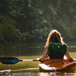 Escuela y guardería de kayak