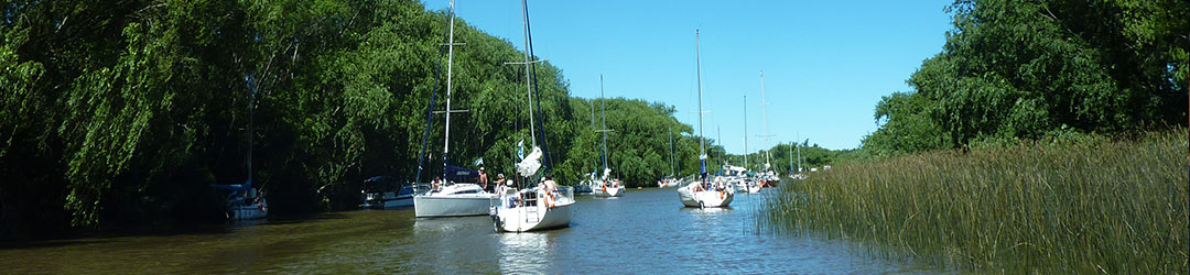 Paseo en lancha por arroyo del Río